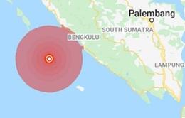 Động đất rung chuyển đảo Sumatra của Indonesia