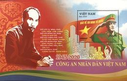 """Phát hành bộ tem """"Công an nhân dân Việt Nam"""""""