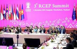 RCEP sẽ được ký kết vào tháng 11/2020 mà không có Ấn Độ