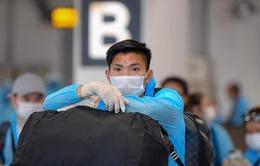 Đoàn Văn Hậu hoàn thành cách ly, sẵn sàng trở lại CLB Hà Nội
