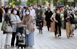 Số ca nhiễm COVID-19 mới ở Tokyo lên tới gần 500 người/ngày