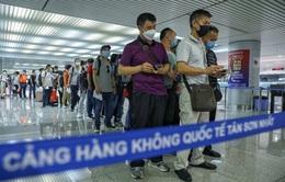 Giám đốc người Nhật nhắn tin báo nhiễm COVID-19 sau khi bay về từ Việt Nam