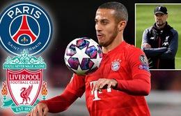 PSG định vượt mặt Liverpool để chiêu mộ Thiago từ Bayern Munich