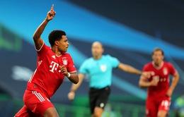 ẢNH: Gnabry rực sáng, Bayern Munich thắng thuyết phục Lyon ở bán kết Champions League