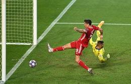 Những con số sau chiến thắng của Bayern Munich trước Lyon