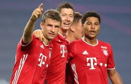 Kết quả Lyon 0-3 Bayern Munich: Thắng thuyết phục, Bayern gặp PSG trong trận chung kết Champions League