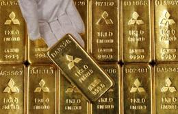 Giá vàng lùi về sát mốc 56 triệu đồng/lượng