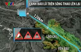 Trung Quốc xả lũ, Việt Nam chưa thể tính được sự ảnh hưởng
