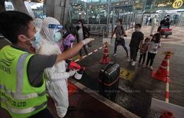 Tăng 279 ca mắc mới, Thái Lan đóng cửa một phần tại Bangkok