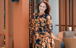 Phương Oanh thừa nhận tự tin có thừa khi bắt đầu bước vào nghề diễn