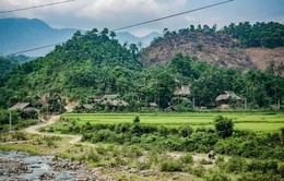 Bắt giữ 4 người Lào vượt rừng mang 10 bánh heroin vào Việt Nam