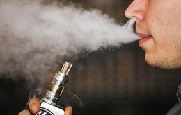 Gần 45% thanh niên Mỹ cân nhắc bỏ thuốc lá