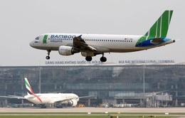 Bamboo Airways bay đúng giờ nhất tháng 8
