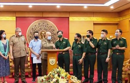 Các chuyên gia Cuba bắt đầu hỗ trợ Việt Nam phòng chống COVID-19