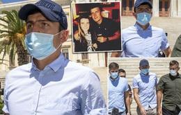 Harry Maguire được trả tự do sau vụ ẩu đả ở Hy Lạp