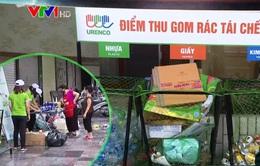 Đổi rác thải tái chế lấy quà tặng tại Hà Nội