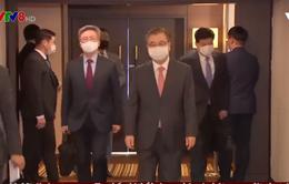 Hàn Quốc, Trung Quốc hội đàm cấp cao