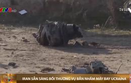 Iran sẵn sàng bồi thường vụ bắn nhầm máy bay Ucraina