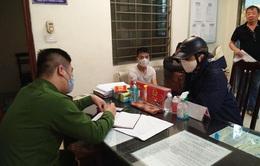 Hà Nội xử lý 12 người Trung Quốc nhập cảnh trái phép, 642 trường hợp không đeo khẩu trang