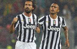 Juventus sẵn sàng tái ngộ với người cũ