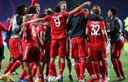 """Sao Bayern Munich bật mí """"bí kíp"""" chiến thắng"""