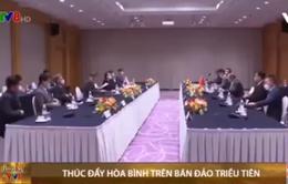 Hàn Quốc, Trung Quốc thúc đẩy hòa bình trên bán đảo Triều Tiên