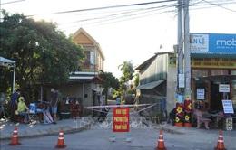 Hải Dương phong tỏa thêm một khu dân cư