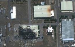 Iran: Vụ hỏa hoạn tại cơ sở hạt nhân Natanz là hành vi phá hoại