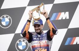 MotoGP: Miguel Oliveira bất ngờ giành chiến thắng tại GP Styria