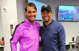 Rafael Nadal & Tiger Woods chung tay thiết kế giày