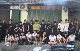 Bắt giữ 21 đối tượng người Trung Quốc bị truy nã ẩn náu tại Lào Cai