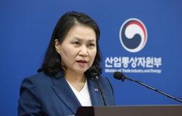 Nữ Bộ trưởng Hàn Quốc cam kết cải cách nếu được bầu là Tổng giám đốc WTO