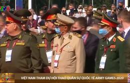 Việt Nam tham dự hội thao quân sự quốc tế Army Games 2020