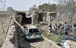 Hàng loạt vụ đánh bom đẫm máu tại Afghanistan trong 24 giờ qua, ít nhất 12 người thiệt mạng