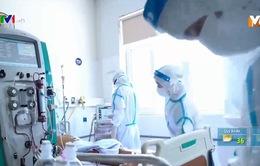 1 tháng xa nhà chống dịch, y bác sĩ mong mỏi được ôm con cho thỏa nỗi lòng