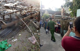 Xác định danh tính 2 nạn nhân trong vụ nổ tại huyện Đông Anh, Hà Nội
