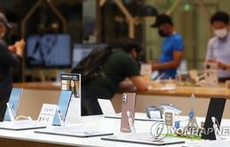 Samsung giữ vững ngôi đầu trên thị trường smartphone