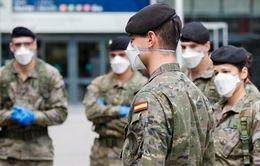 Thiếu nhân viên y tế, Tây Ban Nha điều động 2.000 binh sĩ hỗ trợ chống dịch