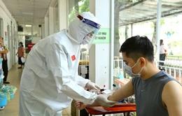 Sáng 13/10, không ca mắc mới, Việt Nam đã chữa khỏi 1.025 bệnh nhân COVID-19