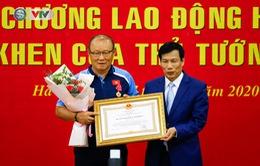 HLV Park Hang Seo nhận vinh dự chưa từng có trong lịch sử bóng đá Việt Nam