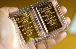 Giá vàng tăng gần nửa triệu đồng/lượng