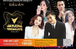 VTV Awards 2020 - The Hit List số 2: Lã Thanh Huyền, Việt Anh và MC Khánh Vy cùng hội ngộ