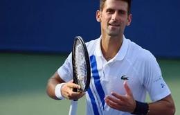 Novak Djokovic dễ dàng vào bán kết Cincinnati 2020
