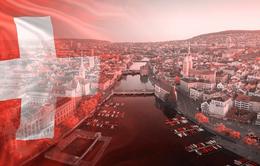 Kinh tế Thụy Sỹ rơi vào suy thoái