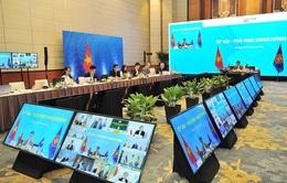 Hội nghị tham vấn trực tuyến về hợp tác kinh tế giữa ASEAN+3 thống nhất nhiều nội dung quan trọng