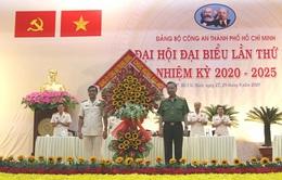 Đại tá Lê Hồng Nam đắc cử Bí Thư Đảng ủy Công an TP.HCM