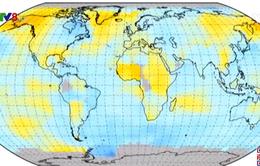 Tổ chức Khí tượng Thế giới- WMO: nhiệt độ toàn cầu sẽ vẫn tăng dù xảy ra La Nina