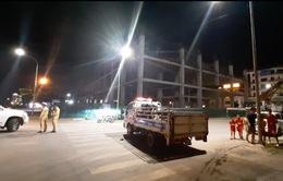 Nóng: Sập giàn giáo tại công trình xây dựng của Toyota tại Bắc Giang