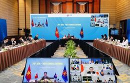 Bộ trưởng Kinh tế ASEAN - Nhật Bản tái khẳng định cam kết cùng hành động nhằm giảm bớt tác động tiêu cực của đại dịch