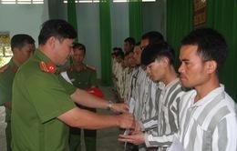 Công bố quyết định giảm án tù cho 554 phạm nhân tại Gia Lai